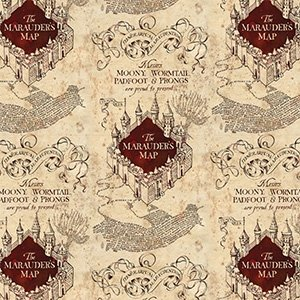 Harry Potter - Maudader's Map
