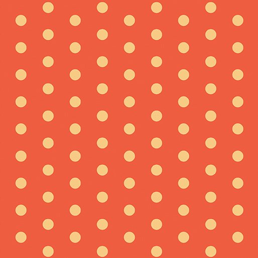 Contempo - Dot Crazy - Playground Panel Stawberry