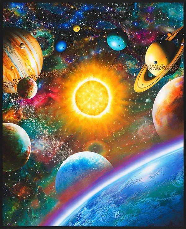 Stargazers Panel - Celestial