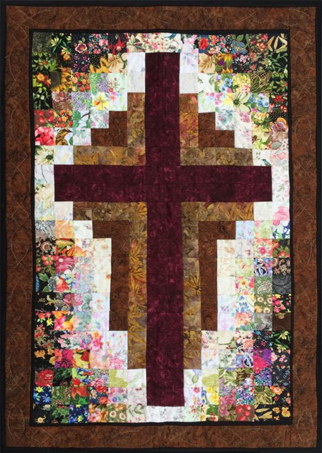 Watercolor Quilt - At The Cross Kit