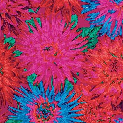 Kaffe Fassett - Cactus Dahlia Red