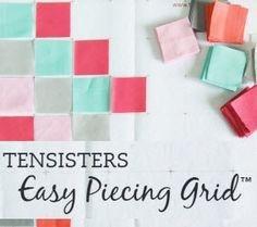 Ten Sisters 1.5 inch grid per panel