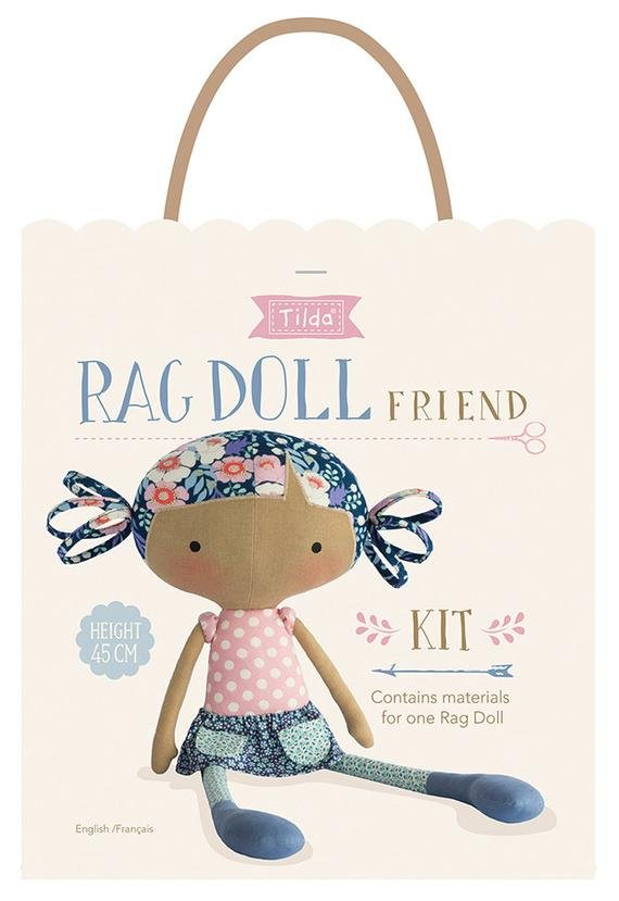 +Tilda - Rag Doll Friend Kit