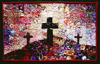 Watercolor Quilts - Glory