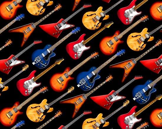Live Jazz - Guitars