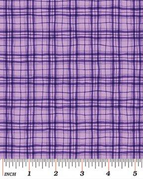 More of This N That - Lattice Royal Purple
