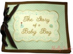 + Baby Boy Book