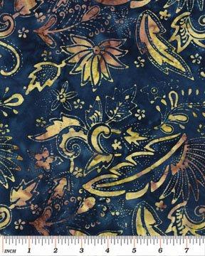 Batik - Twilight Balli - Fantasia Navy