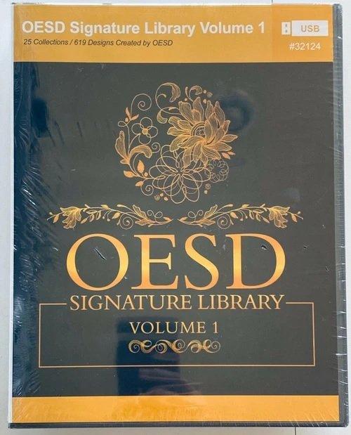 +OESD Signature Library Volume 1