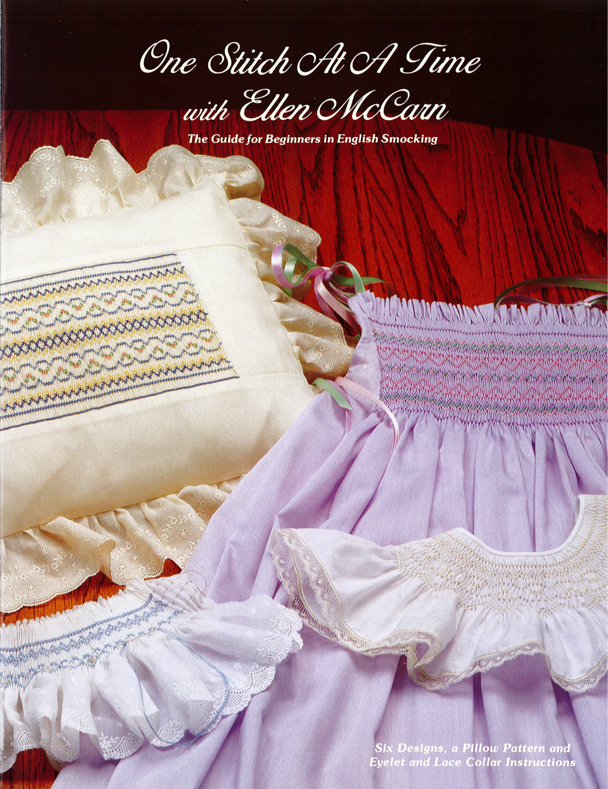 One Stitch At A Time with Ellen McCarn