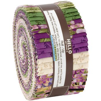 Avery Hill Blossom Roll Up - 40 ct