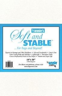 Soft & Stable 18 x 58 White ByAnnie's