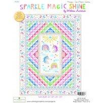 Sparkle Magic Shine Quilt Kit
