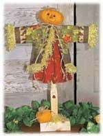 Spindle Scarecrow Finishing Kit