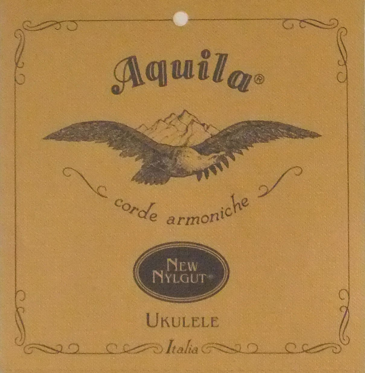 Aquila Ukulele Strings - Concert Low G