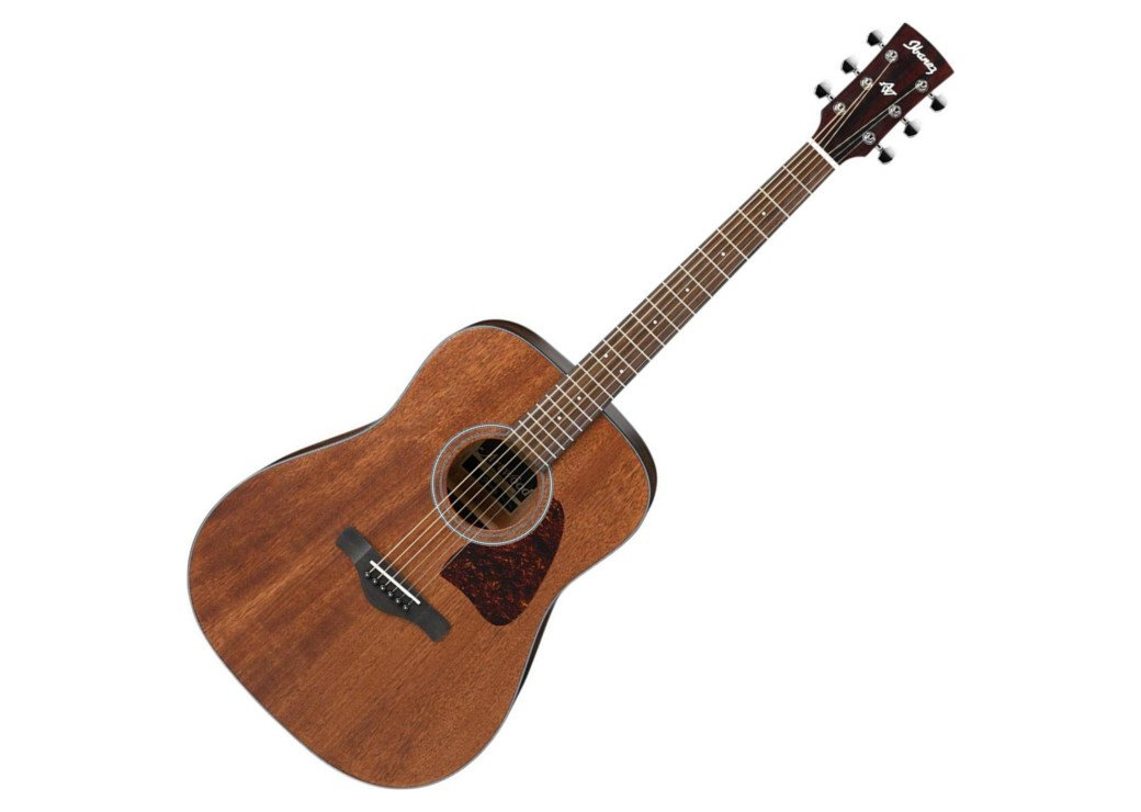 Ibanez Artwood AW54 - Open Pore Natural
