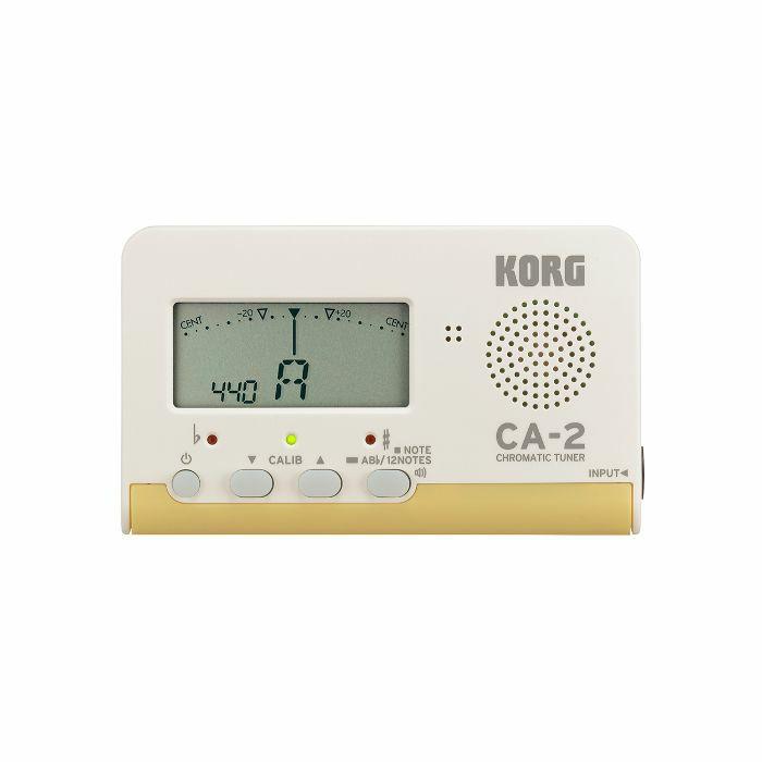 Korg CA-2 Chromatic Multi-Instrument Tuner