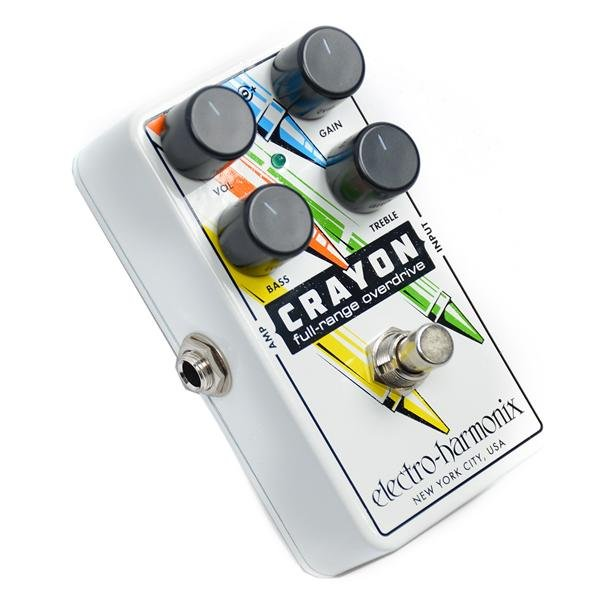 EHX Crayon 76 Overdrive
