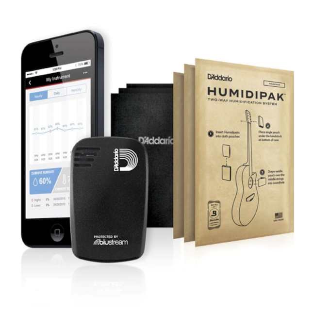 D'Addario Planet Waves  Humidikit All-In-One Humidification System