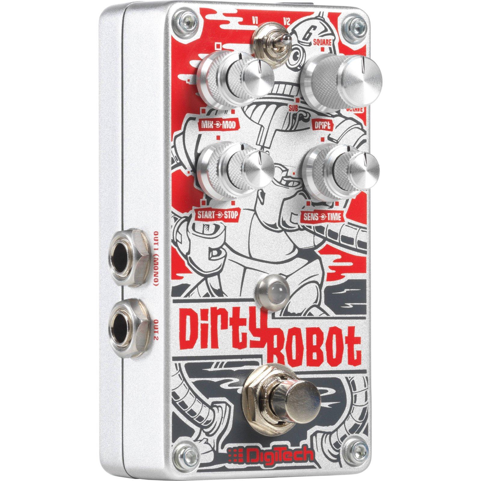 DigiTech Dirty Robot Synth