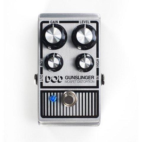 DOD Gunslinger MOSFET Distortion