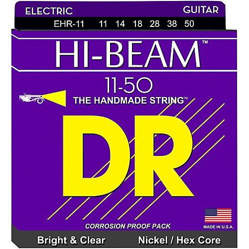 DR Hi-Beam EHR-11 Electric Guitar Strings- 11-50