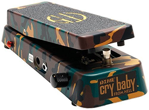 Dunlop Dime Crybaby From Hell - Dimebag Darrell Signature Wah