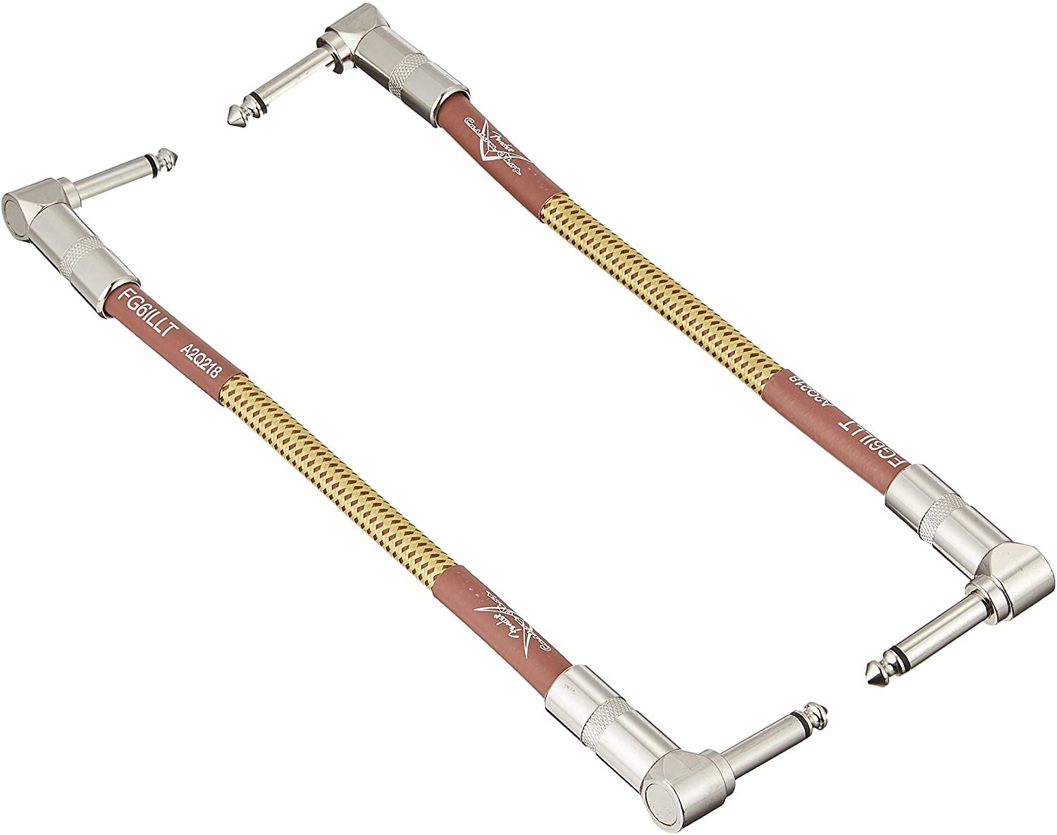 Fender Custom Shop 6 Patch Cable - Tweed