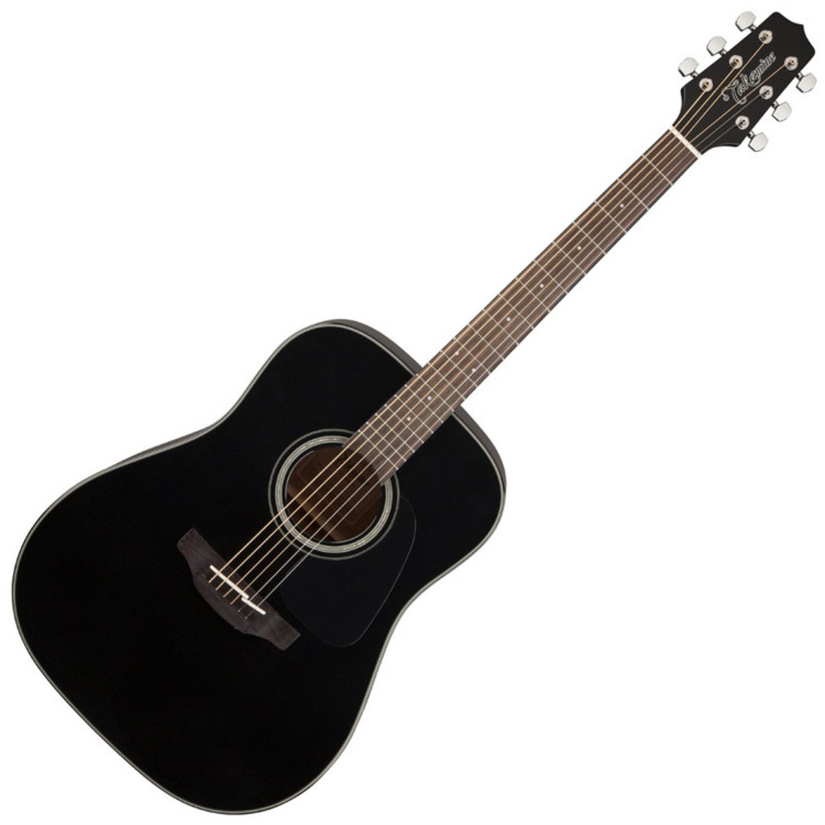 Takamine GD30-BLK Dreadnought Acoustic