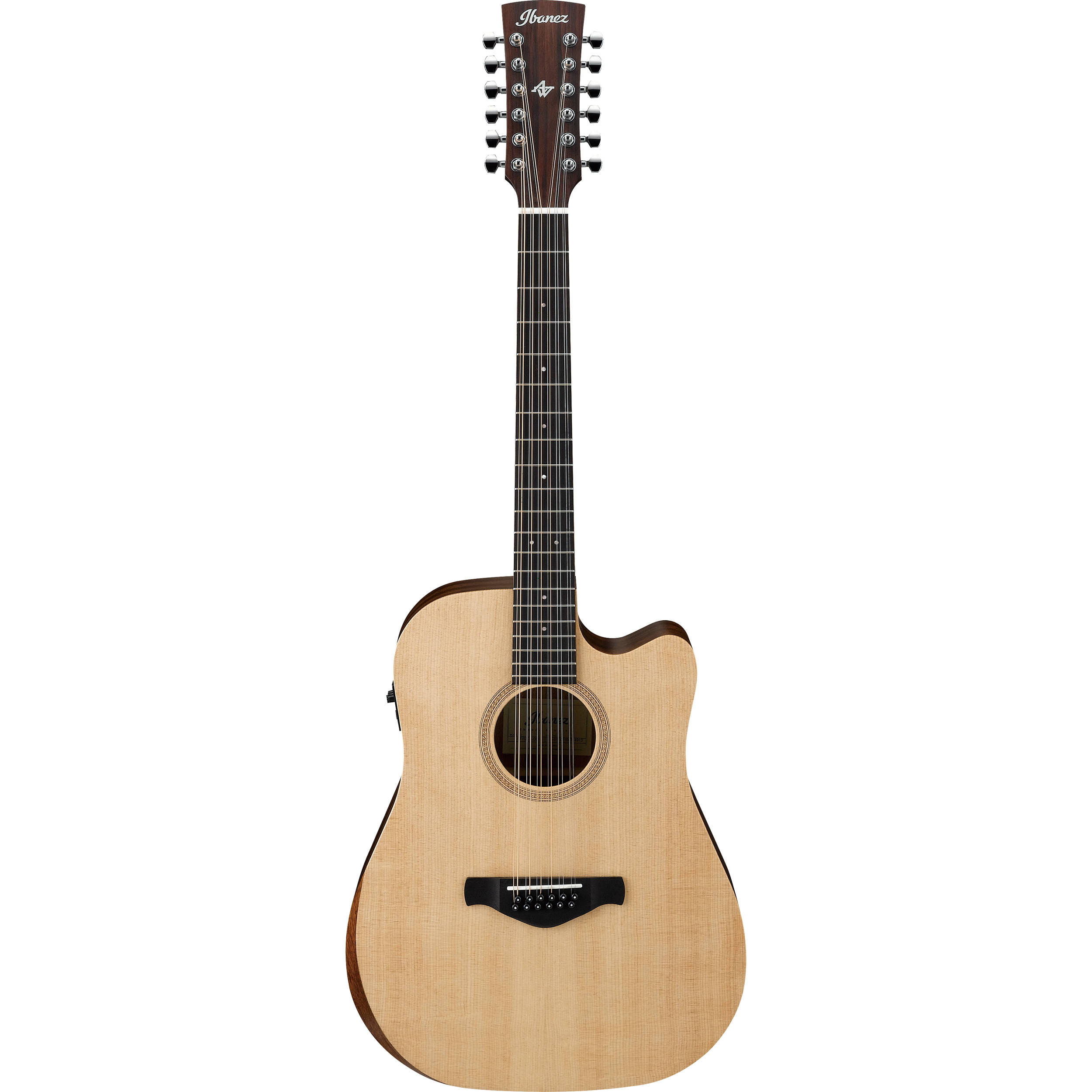 Ibanez Artwood AW152CE - Open Pore Natural