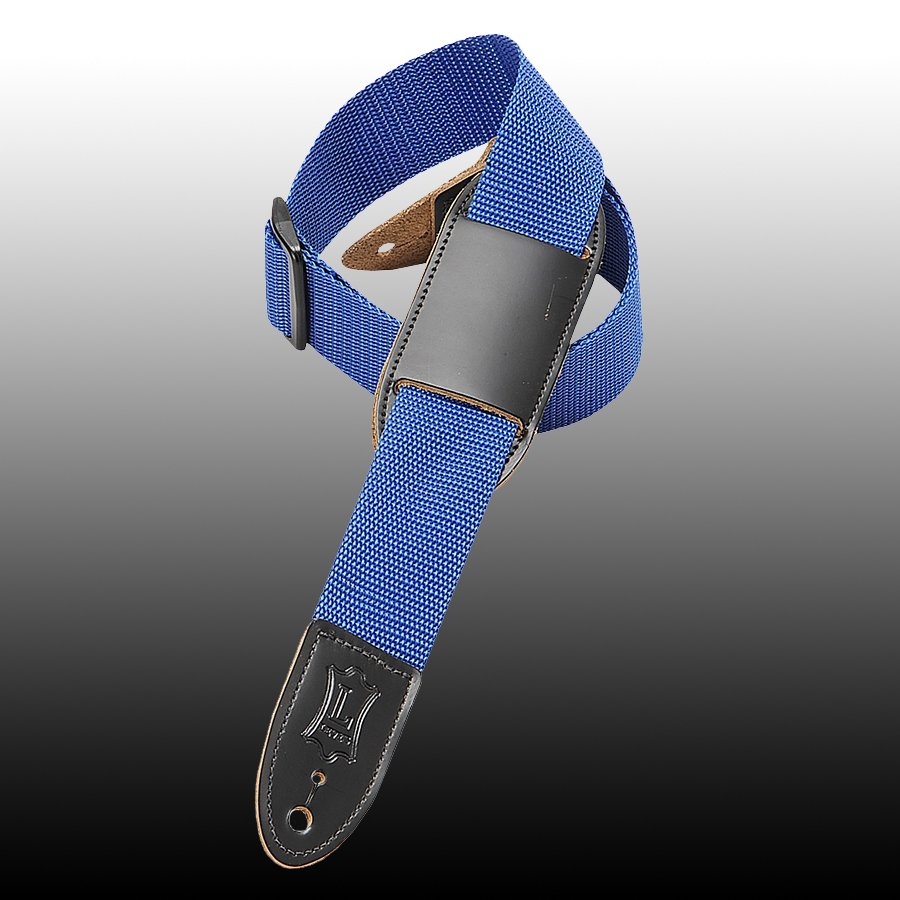 Levy's M8PJ-BLU 1.5 Jr. Strap - Blue