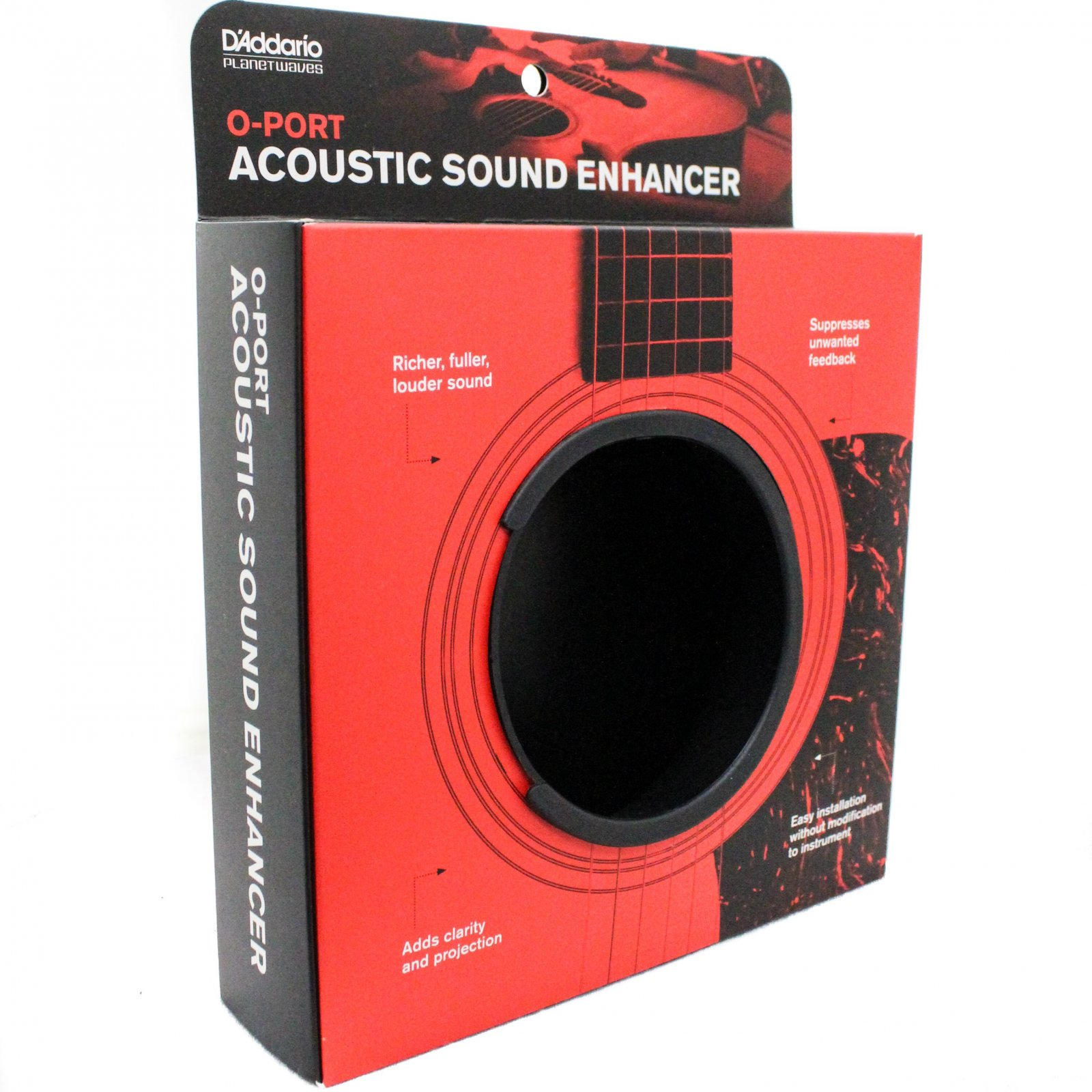 Planet Waves O-Port Acoustic Sound Enhancer - Small