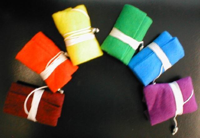 Clarinet Swab - Various Colors