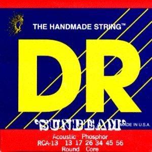 DR Sunbeam Acoustic Guitar Strings- 13-56