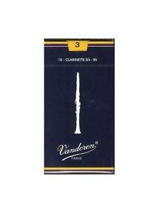 Vandoren Traditional #3 Clarinet Reeds