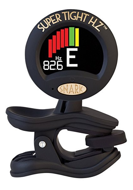 Snark Super Tight H.Z. Clip-On Tuner