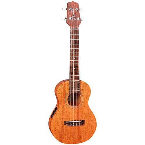 Takamine Concert Acoustic-Electric Ukulele, Natural Mahogany