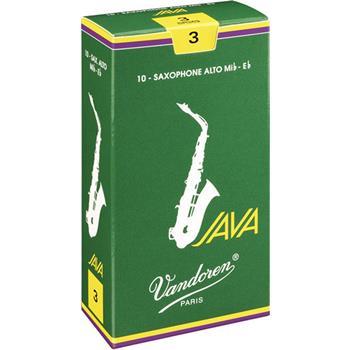 Vandoren Java Alto Sax #3 Reeds