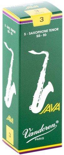 Vandoren Java Tenor Sax #3 Reeds
