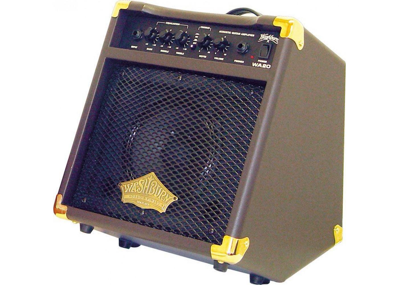 Washburn WA20 20 Watt 6.5 Acoustic Amp