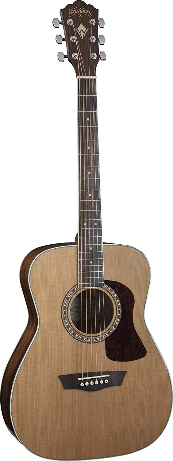 Washburn HF11S Folk-Sized Acoustic