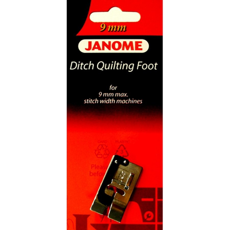 Janome Ditch Quilting Foot - #202087003
