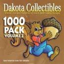 Dakota Collectibles 1000 Pack Volume 2
