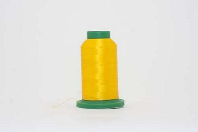 Isacord 1000m Polyester Canary *