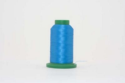 Isacord 1000m Polyester Pacific Blue 3906 *