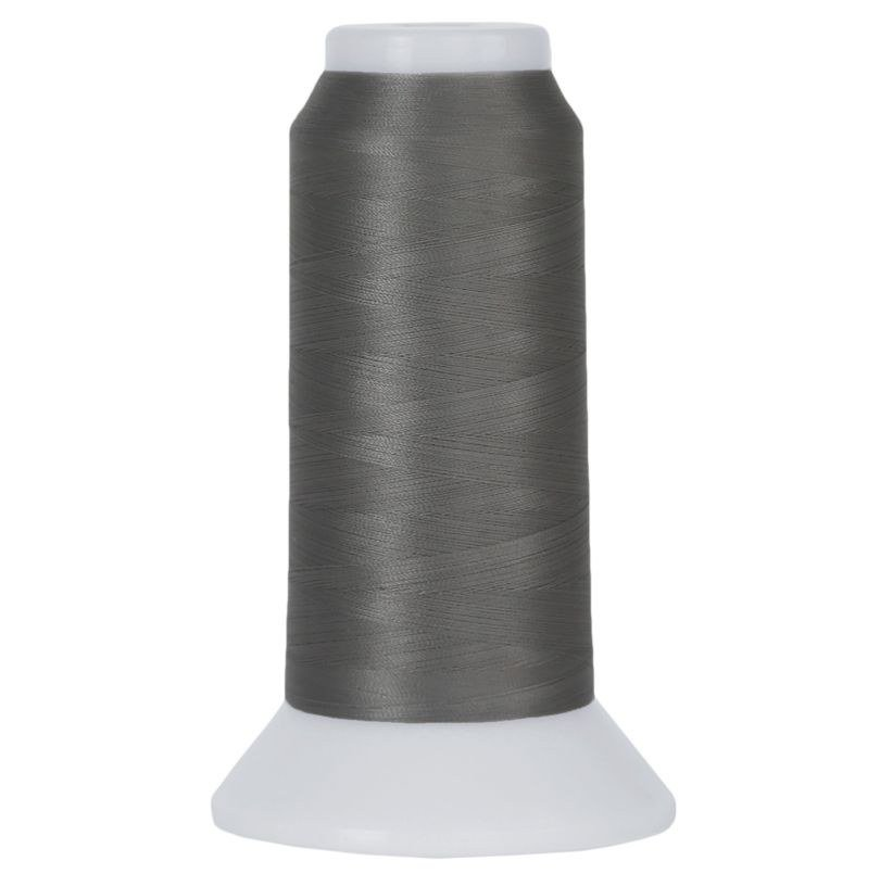 #7008-gray- MicroQuilter 3000 yd. cone thread *
