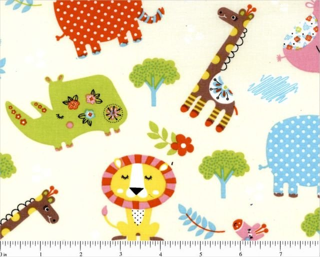 Kid's Time Zoo Animals 49220-A02