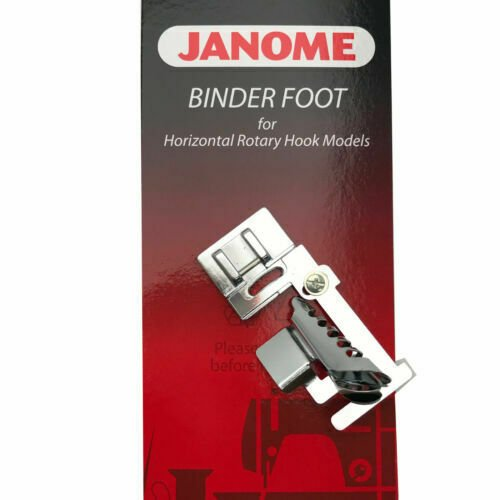 Janome Binder Foot #200313005 For Horizontal Rotary Hook Models Sewing Machines