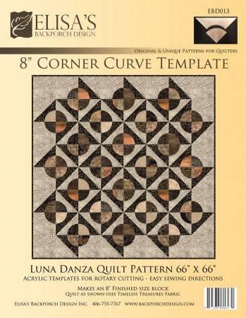 Corner Curve Acrylic Template *