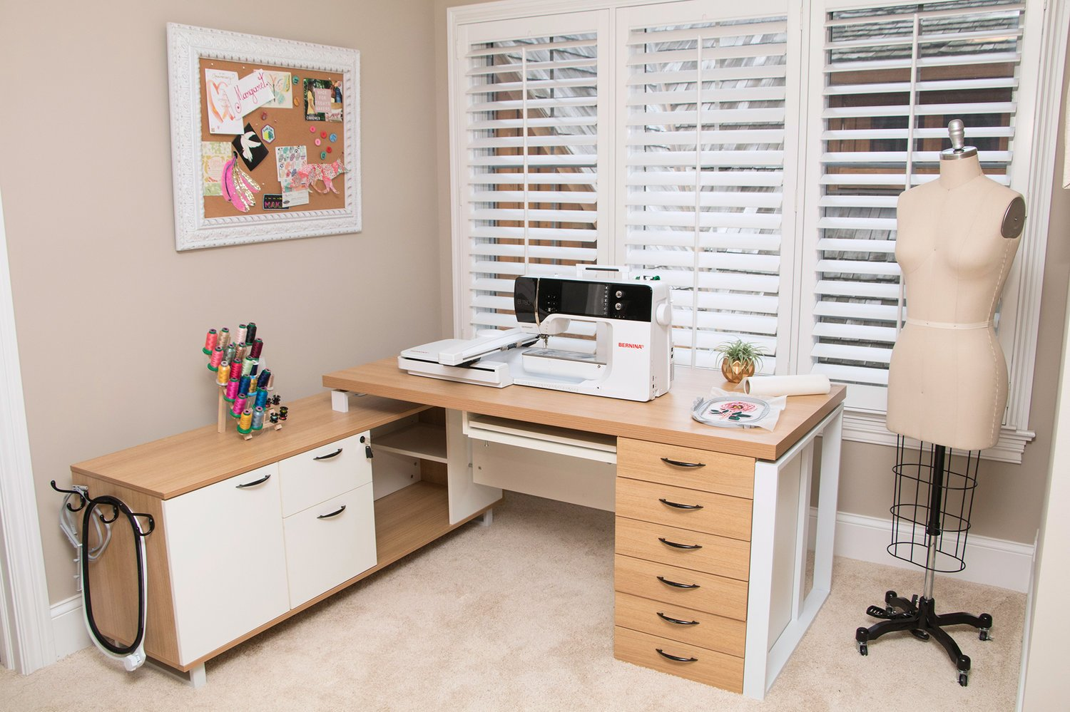 Eversewn Lux 1 Working Station